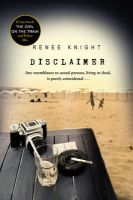 Disclaimer: Book by Renee Knight