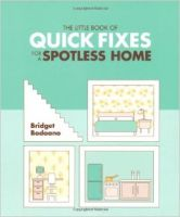 Little Book of Quick Fixes for a Spotless Home, The (English): Book by Bridget Bodoano