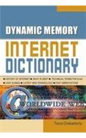 Dynamic Memory Internet Dictionery English(PB): Book by Tarun Chakrabroty