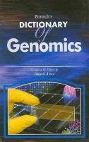 Biotech's Dictionary of Genomics: Book by Arora, Dinesh ed