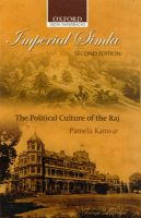 Imperial Simla: The Political Culture of the Raj: Book by Pamela Kanwar
