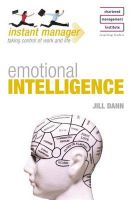 Emotional Intelligence:Book by Author-Jill Dann