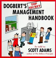 Dogbert's Top Secret Management Handbook: Book by Scott Adams