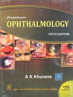 Comprehensive Ophthalmology: Book by A.K. Khurana