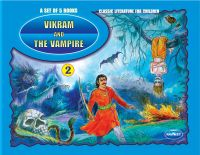 Vikram & The Vampire (English) Book-2