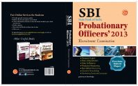 SBI State Bank of India Probationary Officers' 2013 Recruitment Examination: Previous Solved Papers