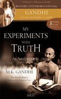 My Experiments With Truth: An Autobiography:Book by Author-M. K. Gandhi