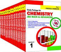 Study Package in Chemistry for JEE Main & Advanced 2014