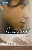Snowfall: Book by K M Peyton, pse