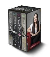 Sylvia Day Crossfire Series Four Book Collection: Book by Sylvia Day