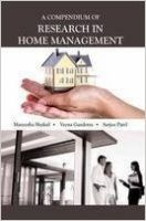 Compendium of Research in Home Managment: Book by Maneesha Shukul