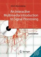 An Interactive Multimedia Introduction to Signal Processing: Book by Ulrich Karrenberg