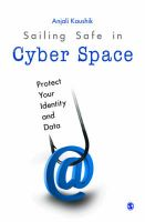 SAILING SAFE IN CYBERSPACE : Book by Anjali Kaushik