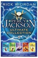PERCY JACKSON ULTIMATE COLLECTION (New Look 5 copy Slipcase): Book by Rick Riordan