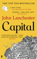 Capital: Book by John Lanchester
