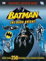 Batman the Dark Knight Ultimate Sticker Book: Book by DK