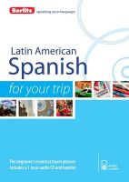 Berlitz Language: Latin American Spanish for Your Trip: Book by Berlitz