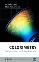 Colorimetry: Fundamentals and Applications:Book by Author-Noboru Ohta , Alan Robertson