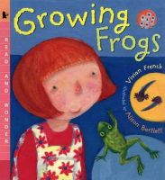 Growing Frogs: Book by Vivian French