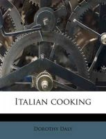 Italian Cooking: Book by Dorothy Daly