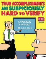 Your Accomplishments Are Suspiciously Hard to Verify: Book by Scott Adams