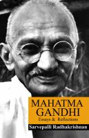 Mahatma Gandhi: Book by Dr. Sarvepalli Radhakrishnan