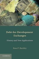 Debt-for-Development Exchanges: Book by Ross P. Buckley