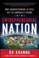 Entrepreneurial Nation: Book by Ro Khanna