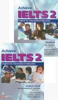 Achieve IELTS - 2 (Eng. For International Edu. 2 Books Set With CD) PB (English) 01 Edition