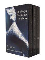 Trilog?a Cincuenta Sombras: Cincuenta Sombra de Grey; Cincuenta Sombras Mas Oscuras Cincuenta Sombras Liberadas 3- Volume Boxed Set: Book by E L James