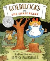 Marshall James : Goldilocks & the Three Bears (Hbk): Book by James Marshall