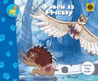 Pokeu is Prickly - Tumku and the Jungle of Adventure: Book by Neha Mitra