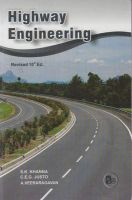 Highway Engineering: Book by S.K.Khanna,