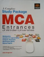 A Complete Study Pacakage for MCA Entrance of All Indian Universities: Book by Amit M Agarwal