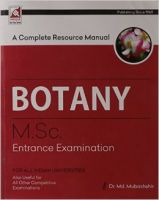 27.05.2 (Botany Complete Guide (MSC Entrance Exam): Book by Dr.Md.Mubashshir