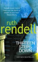 Thirteen Steps Down: Book by Ruth Rendell