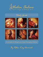 Violin Online String Sampler: Study Guide: Book by Robin Kay Deverich