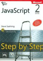 JAVA SCRIPT STEP BY STEP, 2/E (English) 1st Edition: Book by Steve Suehring