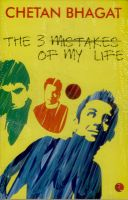 The Three Mistakes of My Life:Book by Author-Chetan Bhagat