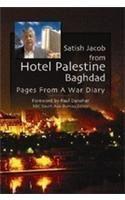 SATISH JACOB FROM HOTEL PALESTINE BAGHDAD: Book by Satish Jacob