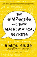 The Simpsons and Their Mathematical Secrets: Book by Simon Singh