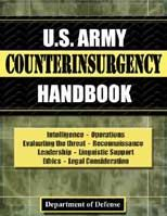 U.S. Army Counterinsurgency Handbook: Book by U S Dept of the Army