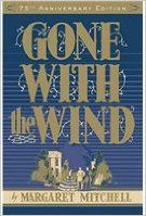 GONE WITH THE WIND: Book by Margaret Mitchell
