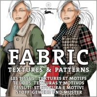 Fabric Textures and Patterns: Book by Elisabetta Drudi , Pepin Press