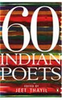 60 Indian Poets: Book by Jeet Thayil