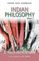 Indian Philosophy: v. 2: Book by S. Radhakrishnan , J.N. Mohanty