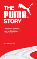 The PUMA Story: Book by Rolf-Herbert Peters
