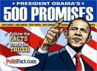 President Obama's 500 Promises: Book by U S Games Systems