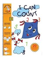 I Can Count 3 (Paperback): Book by Achla Anand , Achal K Anand