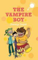 Vampire Boy: Book by Sharanya Deepak